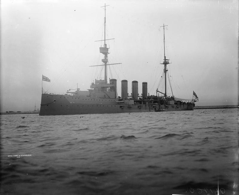HMS Duke of Edinburgh © IWM (Q 21190)